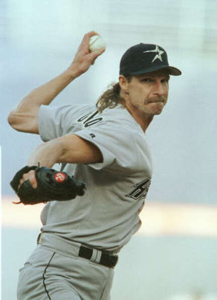 The Big Unit Randy Johnson, Astros