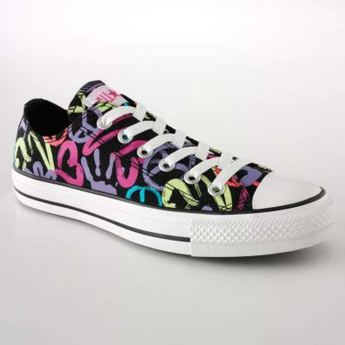 Converse Chuck Taylor All Star Finger Paint