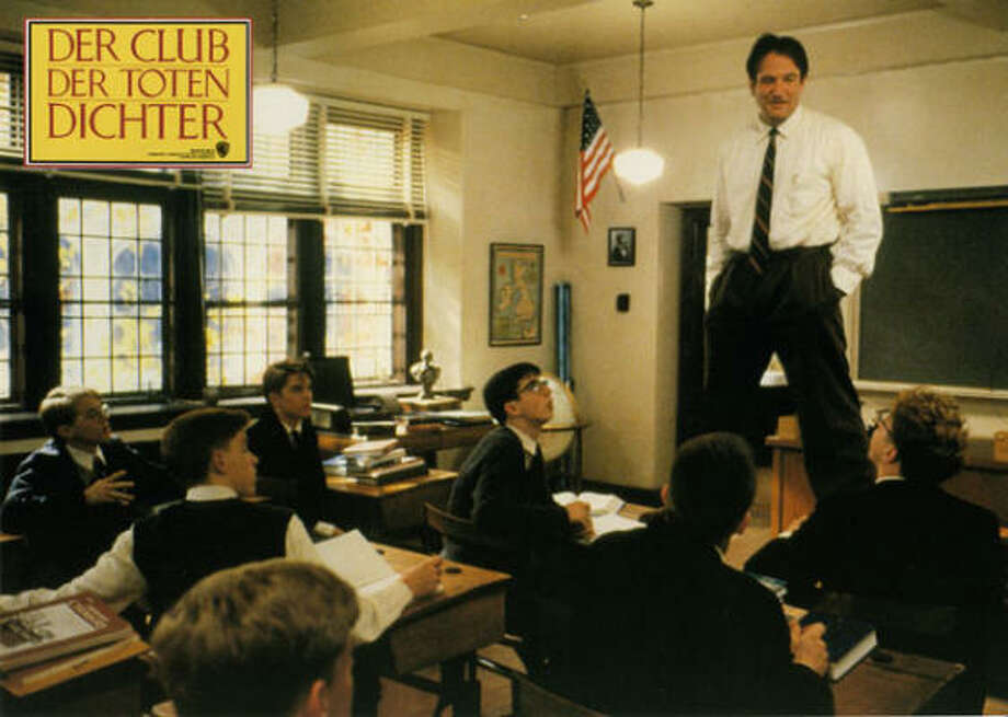 "Dead Poets Society (1989)""Carpe Diem Boys. Seize the Day. Make your lives extraordinary!""  Photo: Handout"