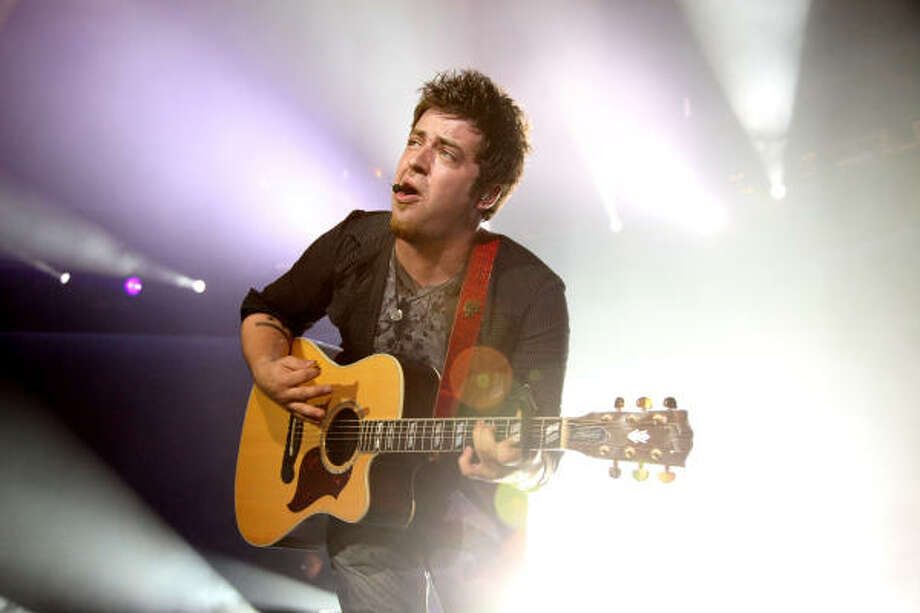 Champ Lee DeWyze Photo: Mayra Beltran, Chronicle