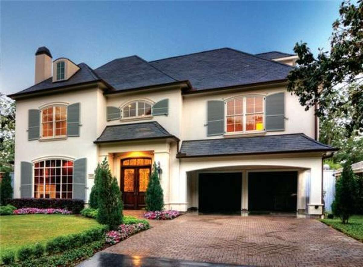 This $1,999,000 home features a library, game room, master bedroom with his and her master baths and three additional bedrooms. See more details and photos.