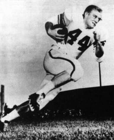 1957: John David Crow 