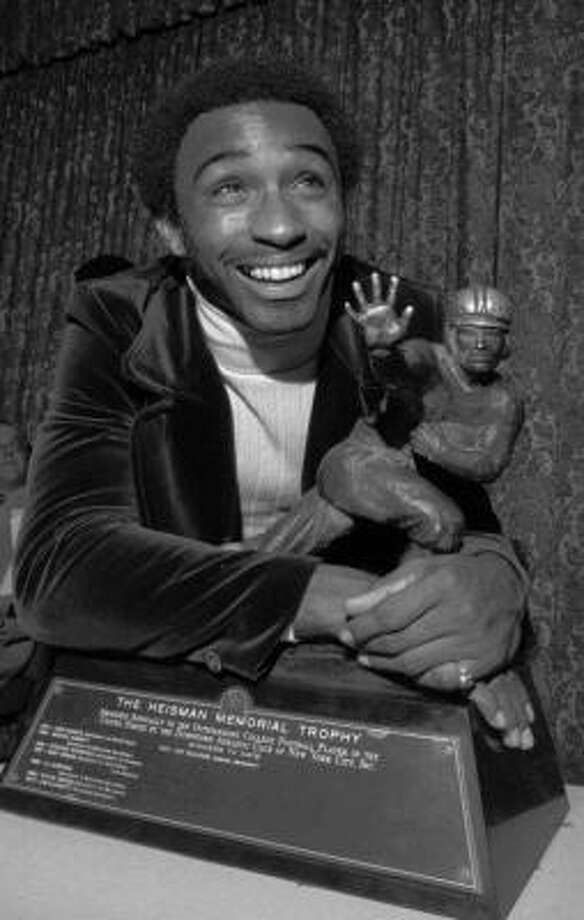 1972: Johnny Rodgers 