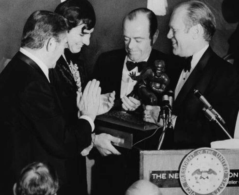 1973: John Cappelletti  School: Penn State  Position: Running back  Class: Senior  Photo: AP