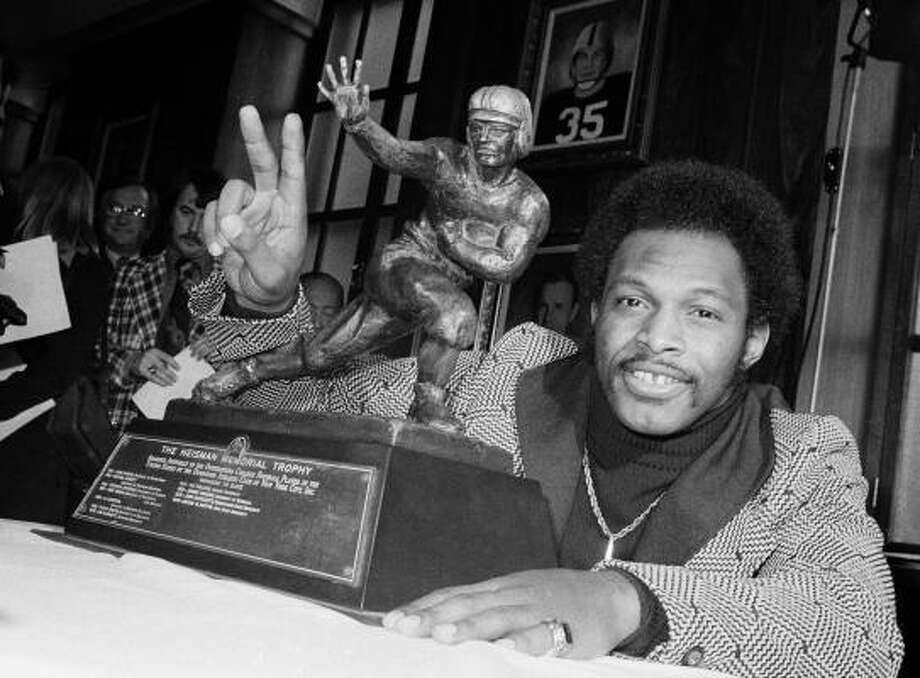1974-75: Archie Griffin 