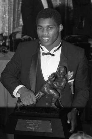 1982: Herschel Walker 