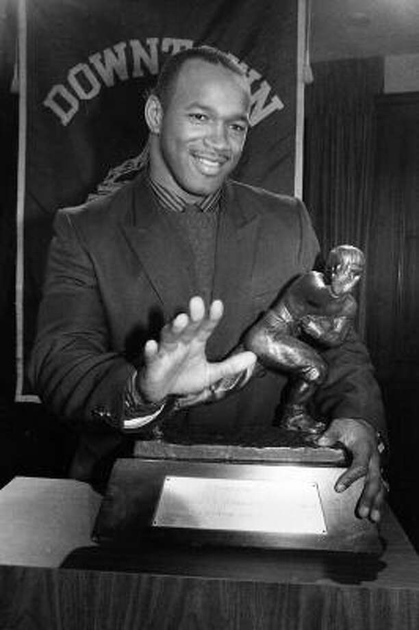 1983: Mike Rozier 