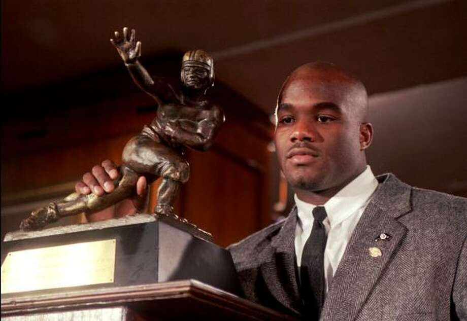 Authorities say 1994 Heisman winner Rashaan Salaam has been found dead in a Colorado park. The Boulder County coroner's office said Tuesday that it was still investigating the cause of the death of the 42-year-old Salaam. PHOTOS: Heisman stories that had sad endings ... Photo: ADAM NADEL, AP