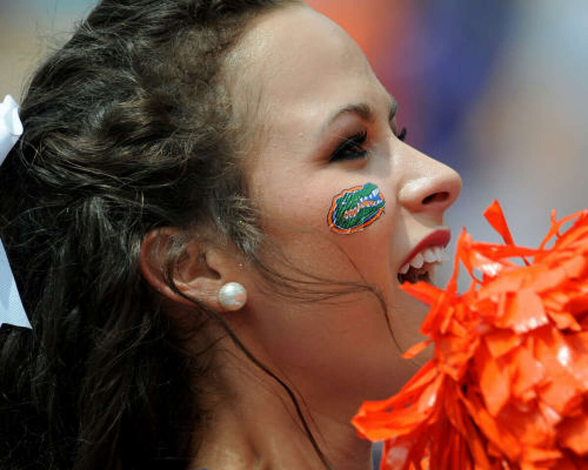 No. 7: University of Florida Gainesville, Florida Undergrad enrollment: 33,600
