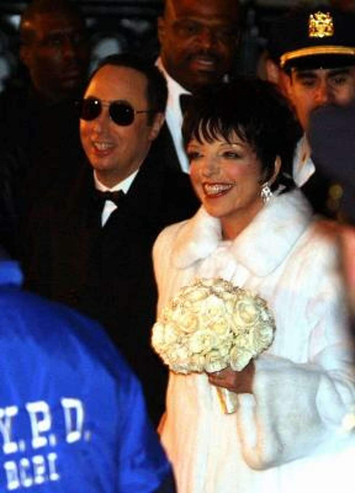 Think your wedding was expensive? David Gest's wedding with Liza Minnelli in 2002 cost an estimated $3.5 million. The pair divorced the following year.