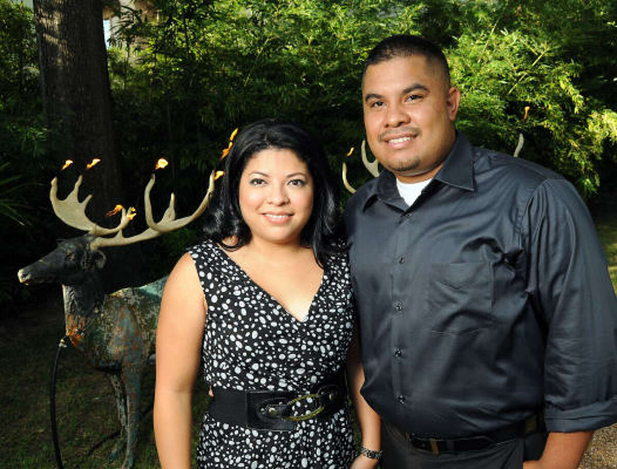 Cynthia and Hector Gonzalez