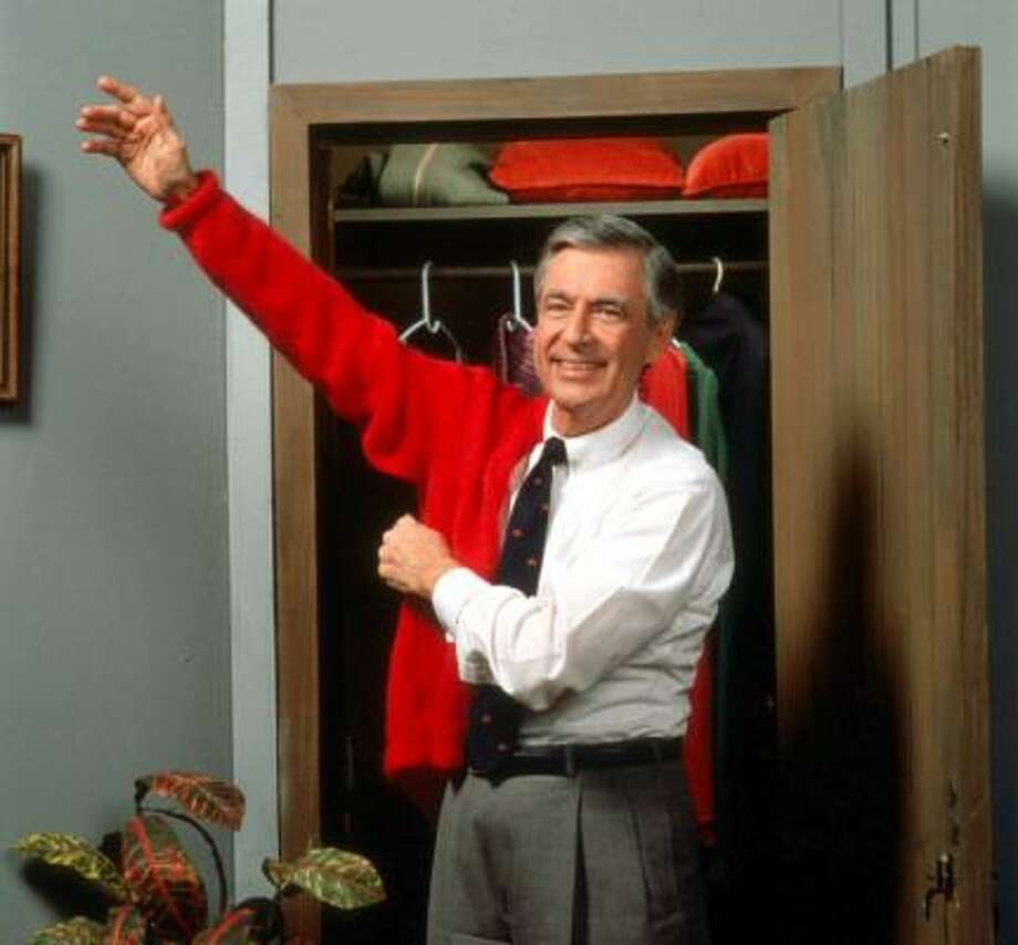 Urban myth: Fred Rogers, host of children's TV show 'Mr Roger's Neighborhood', was a sniper (or Navy Seal) during the Vietnam War Please won't you be his neighbor? Photo: FAMILY COMMUNICATIONS INC, AP