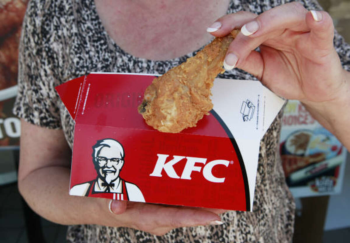 Urban myth: Kentucky Fried Chicken changed its name to KFC because it manufactures mutant chicken that couldn't legally be marketed as