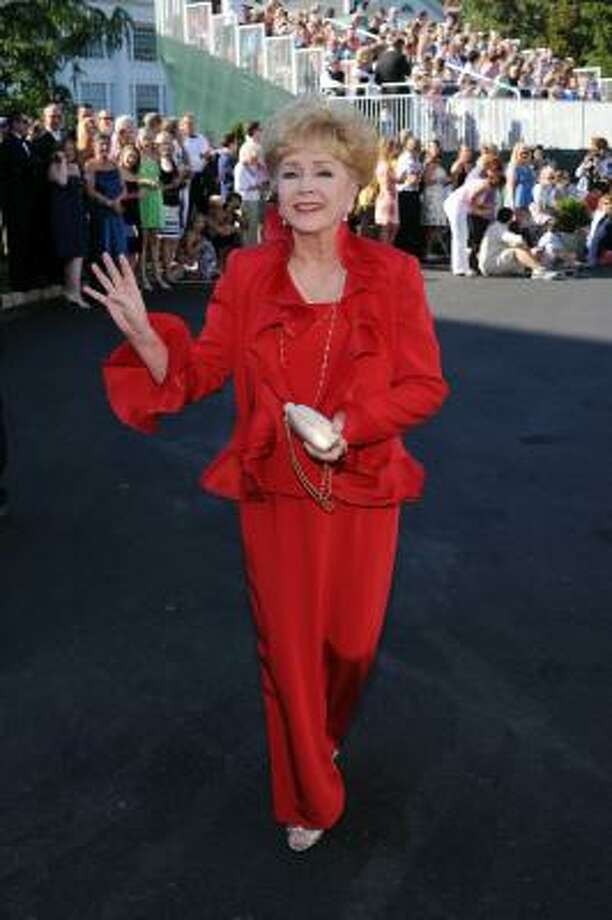 "Debbie Reynolds, the star of ""Singin' in the Rain"" and voice of Charlotte in ""Charlotte's Web,"" was born in El Paso in 1932. Photo: Bryan Bedder, Getty Images"