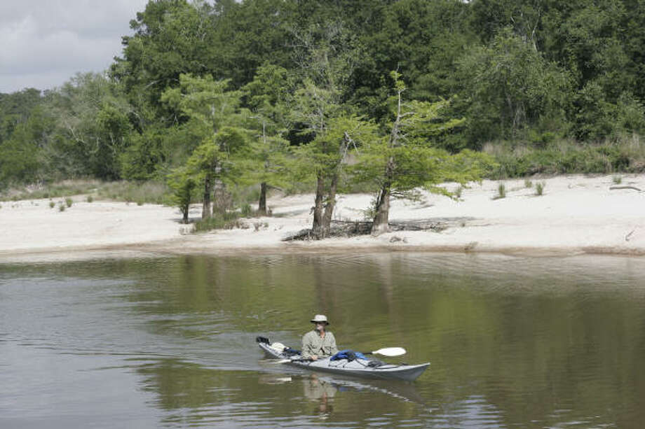 Village CreekDistance: 98 milesTime: About 1 h 32 minInformation: tpwd.state.tx.us Photo: Shannon Tompkins, Chronicle