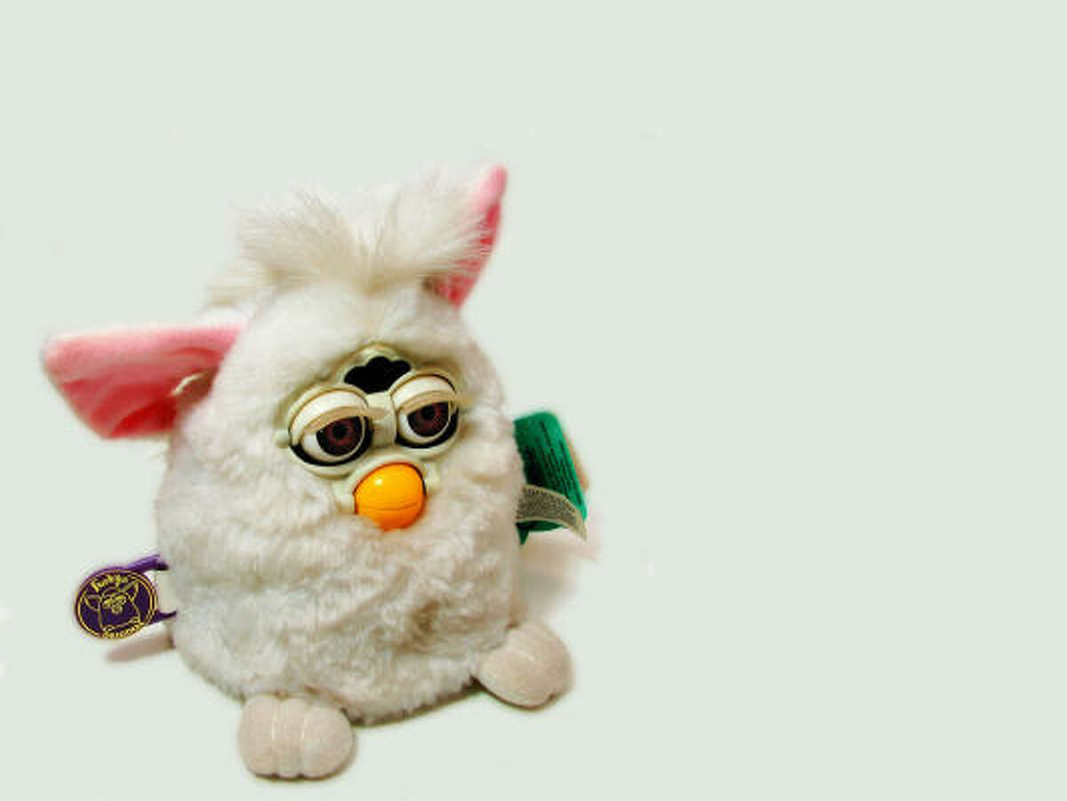 Furby With their big ears and big eyes, Furbies looked a little too much like Gizmo from Gremlins.