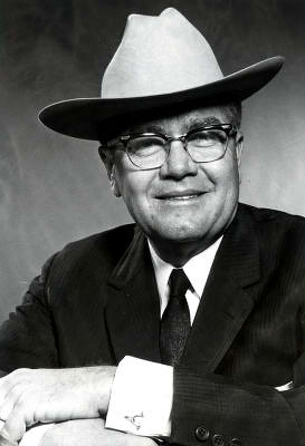 Dolph Briscoe promised to restore integrity to the government.