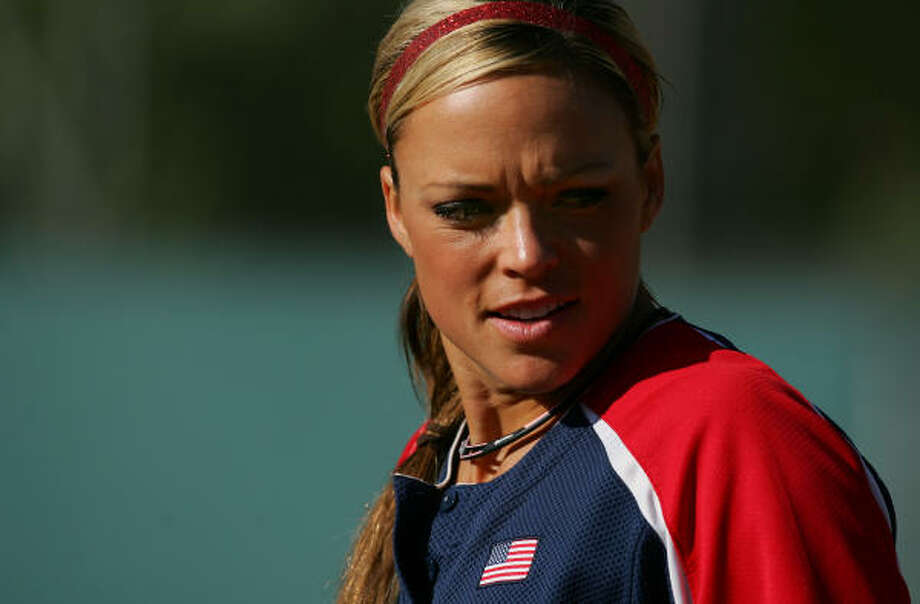 Olympic gold medalist Jennie Finch has played her last game and brought an end to a 10-year career in which she helped the sport of softball blossom in the United States. The dominating pitcher announced her retirement on Tuesday, July 20, 2010. Photo: Robert Laberge, Getty Images