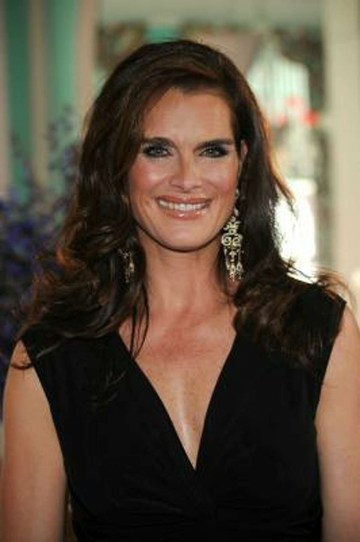 Brooke Shields Shields has become the face of postpartum depression, and her story has made many American women more aware of the condition.