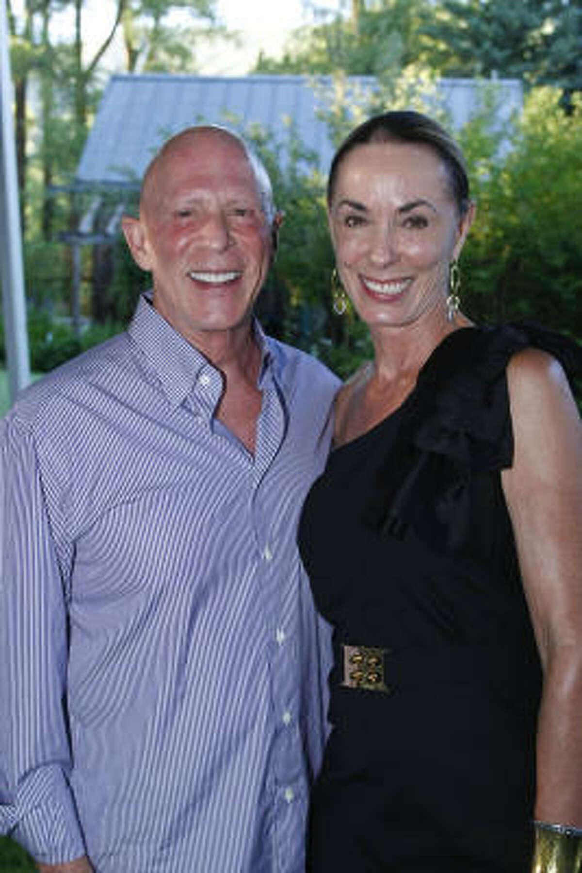 Lester and Sue Smith.