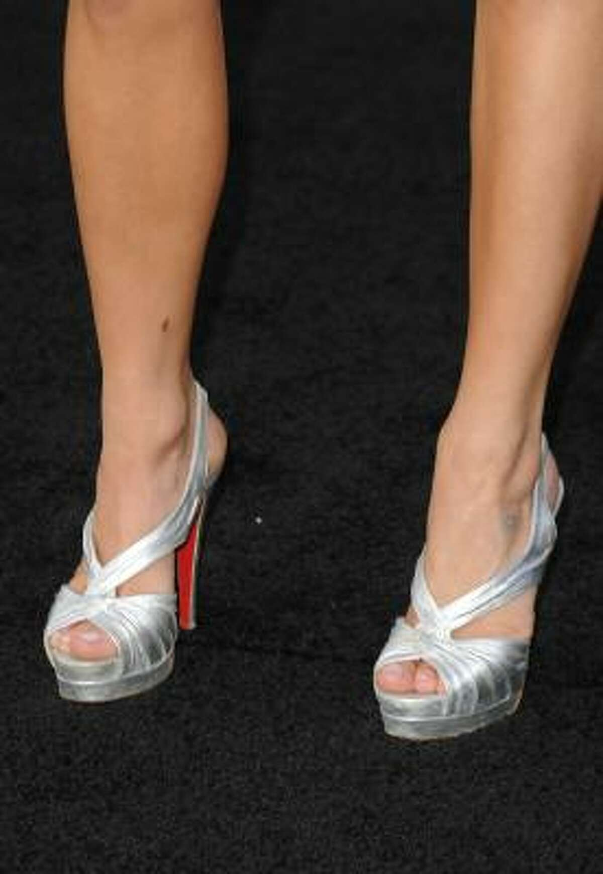 Kristin Cavallari's shoes at the