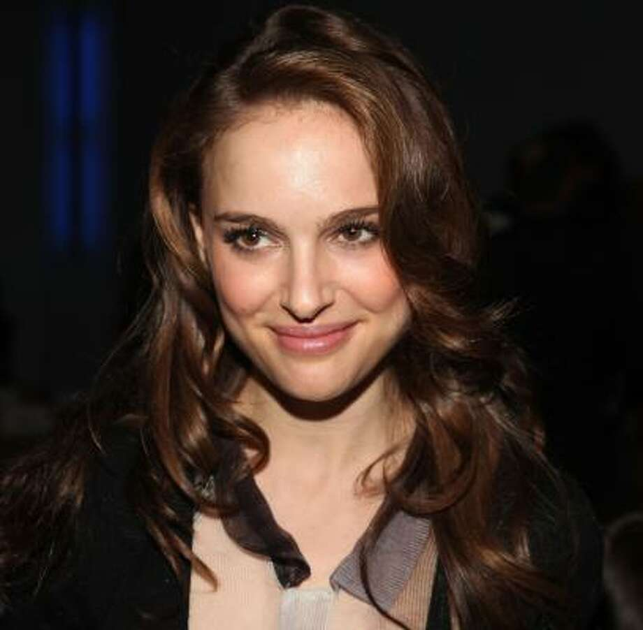 "Natalie Portman""I had the sole attention of my parents. And you know what? If I had had brothers or sisters I would have never become an actress,"" she saidhref>. Photo: Astrid Stawiarz, Getty Images"
