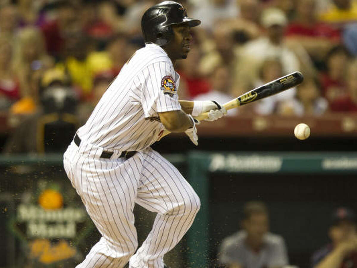 Best position player: Michael Bourn Not the best bat but adds value on the bases and saves runs in center field.