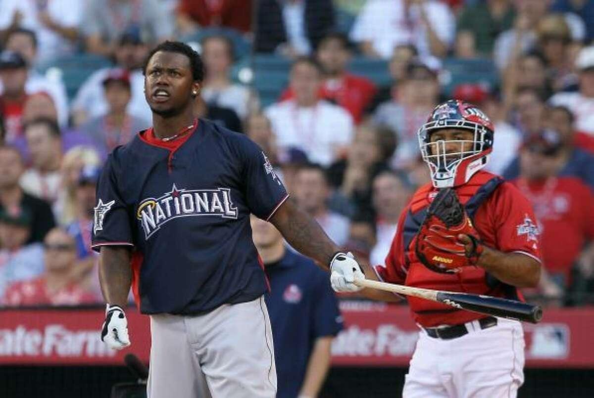 Hanley Ramirez, Florida Marlins, nine home runs