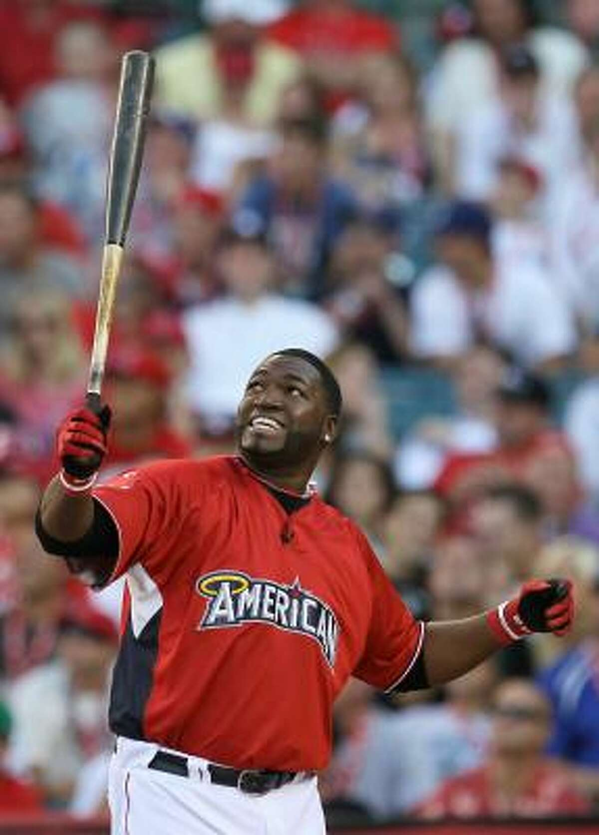 David Ortiz, Boston Red Sox, eight home runs. He dedicated his performance to former major league pitcher Jose Lima, a former Astro who died in May.