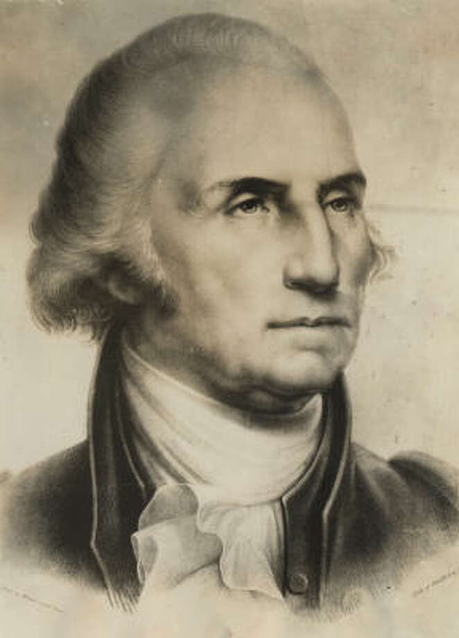 George Washington: the father of our country Photo: Rembrandt Peale Portrait