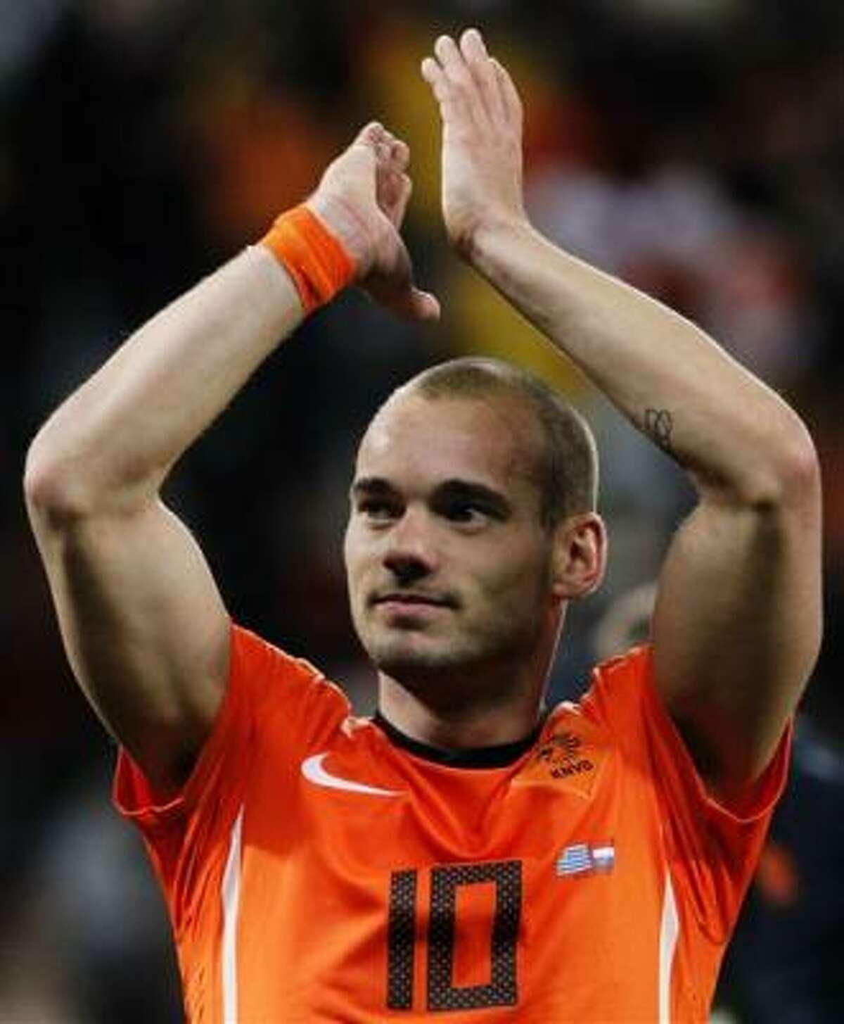 Wesley Sneijder (Holanda)