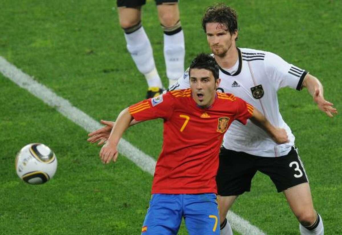 David Villa (España)