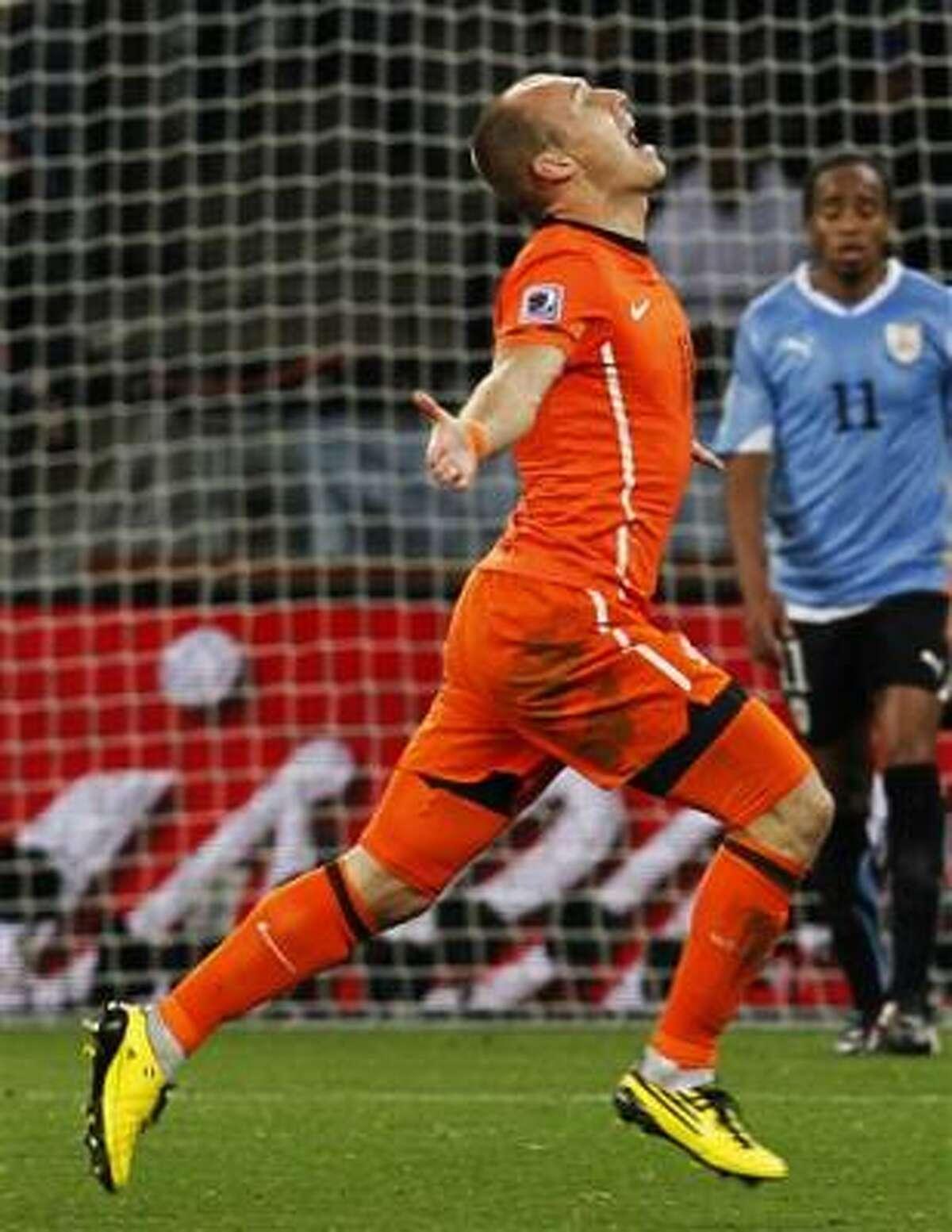 Arjen Robben (Holanda)