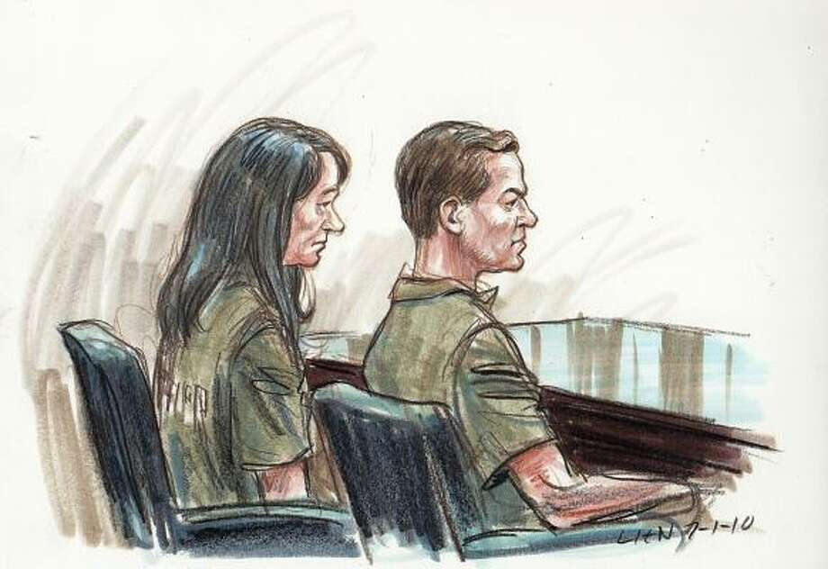Accused Russian Spies Houston Chronicle