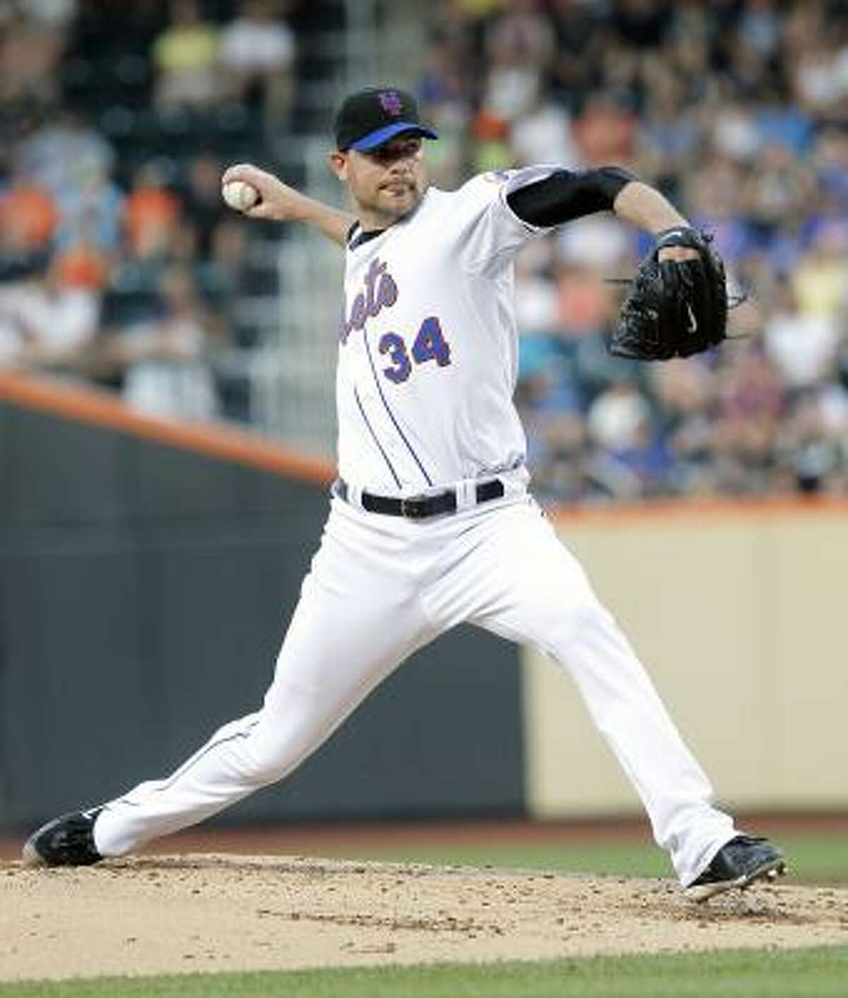 Mike Pelfrey, Mets: He's one of only three NL pitchers with 10 victories, and his 2.93 ERA actually ranks 12th in the NL. He's also the only guy with 10 wins and a save.