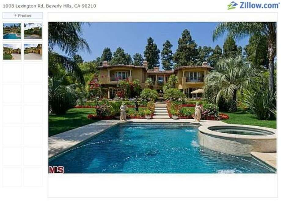 Dr  Phil lists Beverly Hills home for $16 5 million