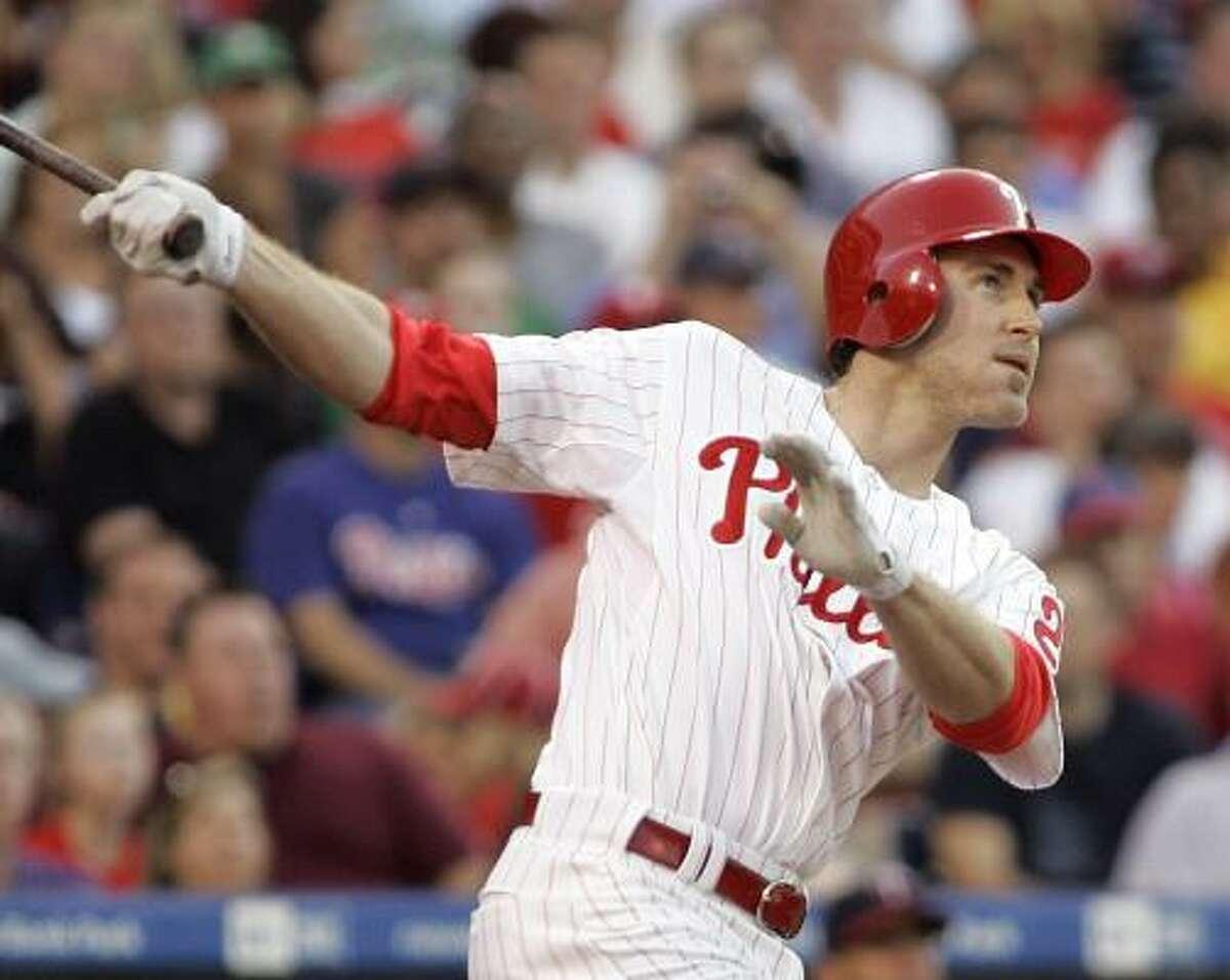 Starter: Chase Utley, 2B, Philadelphia Phillies