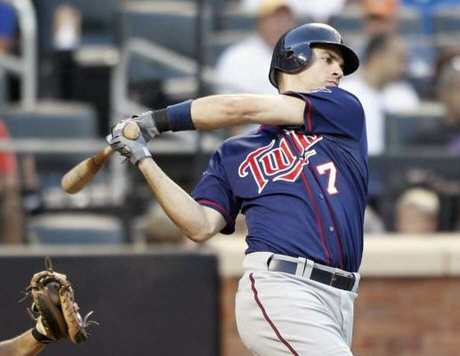 Starter: Joe Mauer, C, Minnesota Twins Photo: Paul J. Bereswill, AP