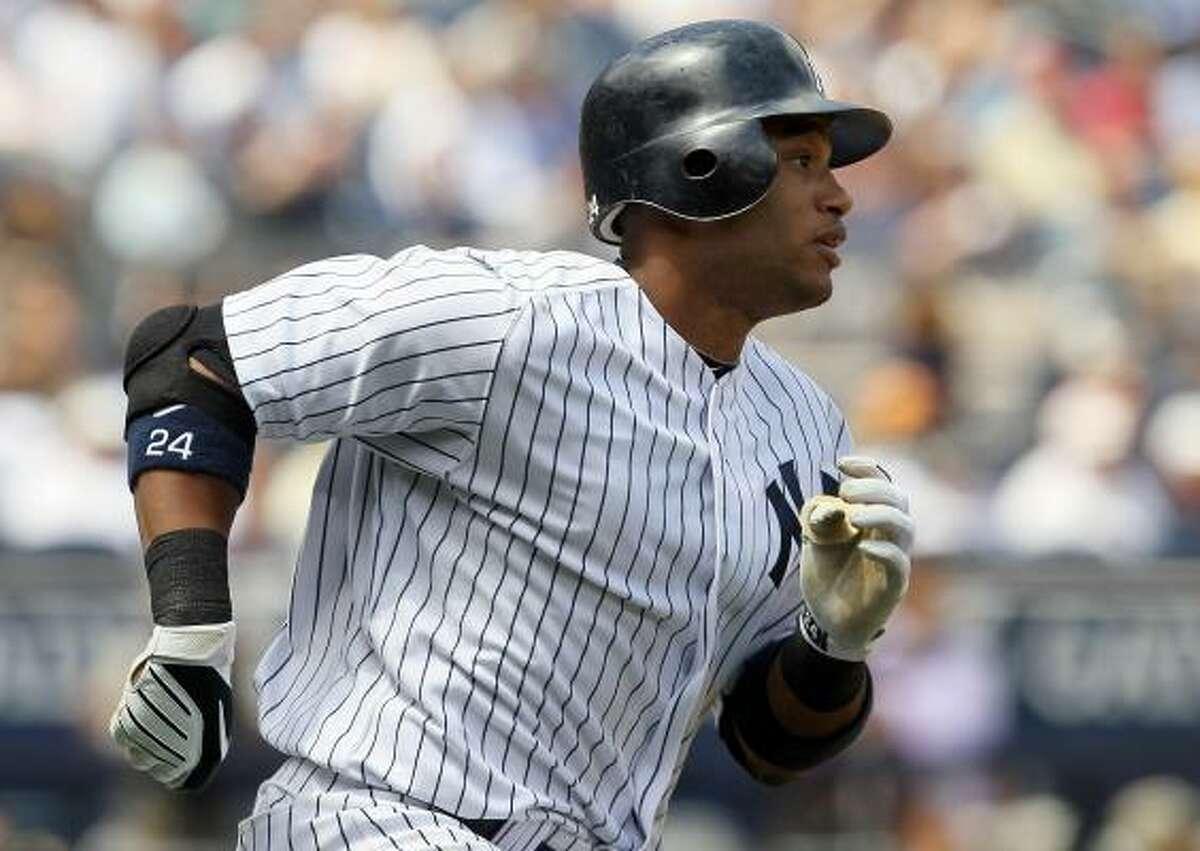 Starter: Robinson Cano, 2B, New York Yankees