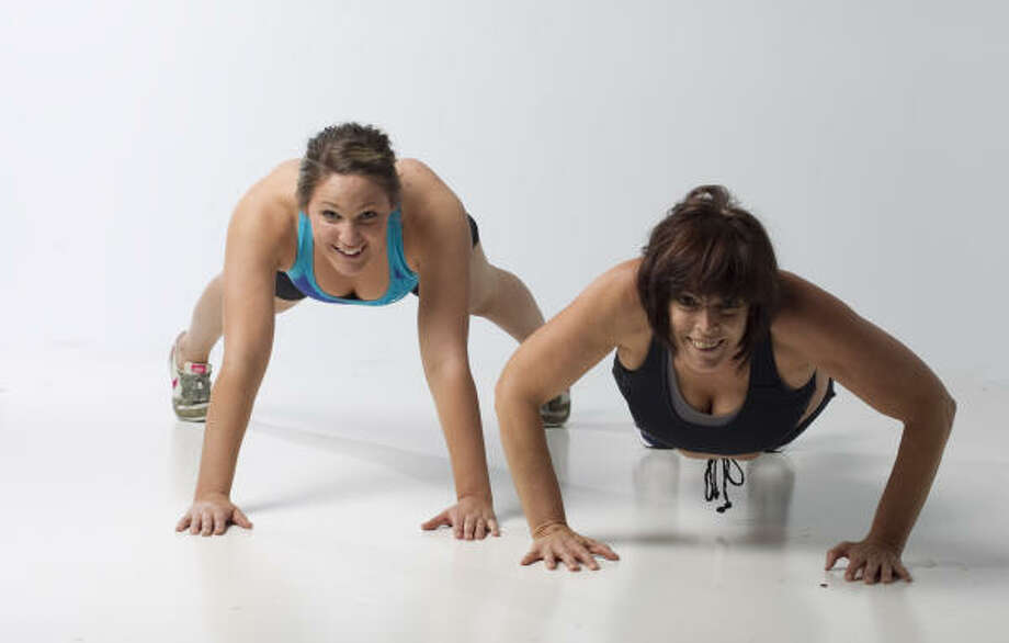 60-day Insanity workout brings muscles and more - Houston Chronicle