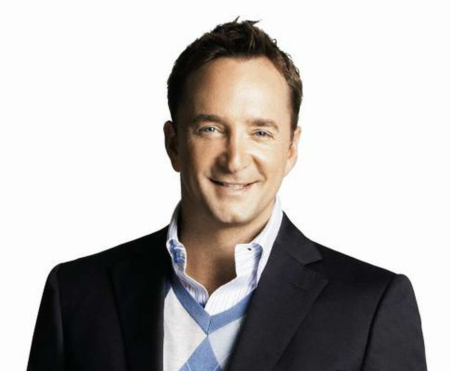 Clinton Kelly, a co-host on TLC's What Not to Wear, says wearing running shoes as casual wear is a big no-no. Instead, find a nonathletic sneaker that's cute and casual. Photo: COURTESY PHOTO