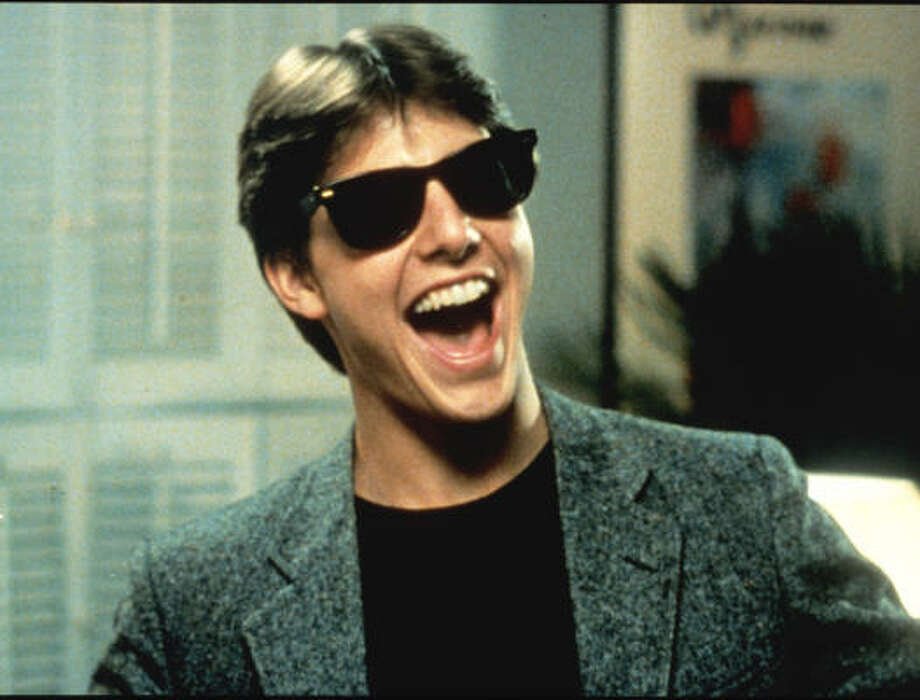 Though he'd appeared in a handful of films, Tom Cruise got his big break in 1983 with Risky Business at age 19. Before acting, Cruise had planned to become a Roman Catholic priest. Photo: Warner Bros