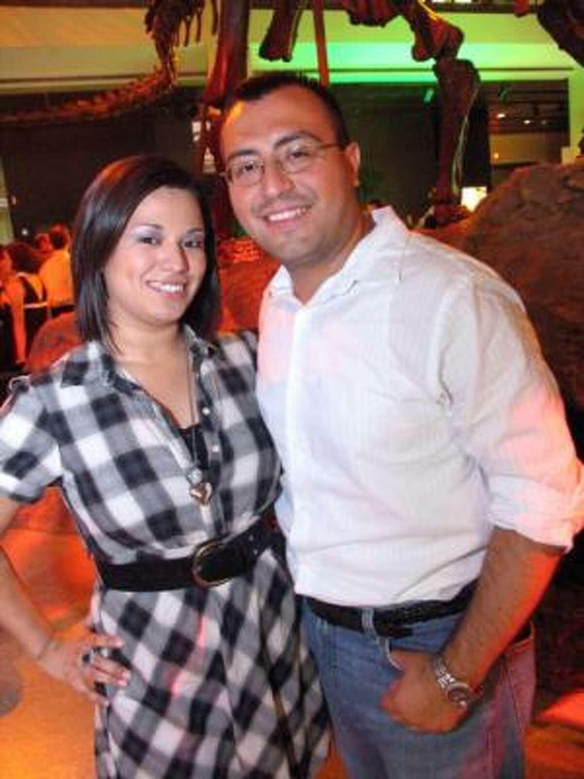 Julia and Mario Garcia