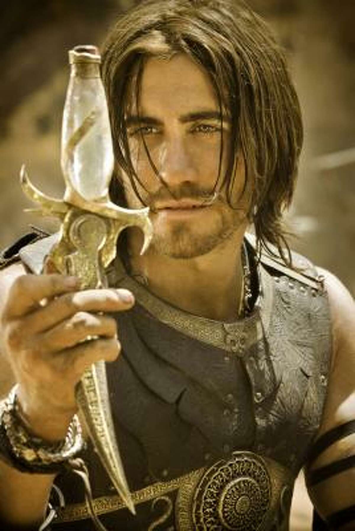 Prince of Persia: The Sands of Time , $5.3 million The video game turns into a film about a prince teaming up with a rival princess to stop a ruler from unleashing a sandstorm. Jake Gyllenhaal stars.