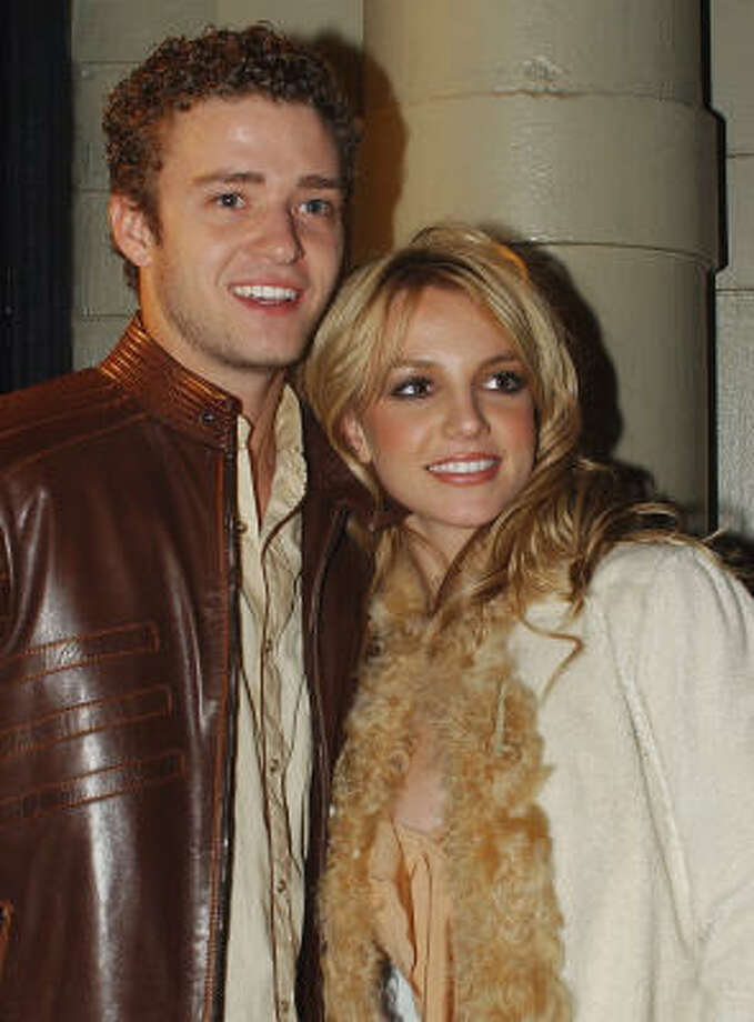 In her personal life, she and Justin Timberlake of 'NSYNC were a much-loved couple at the time. Photo: LOUIS LANZANO, AP
