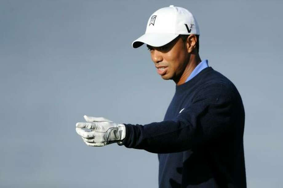 Tiger Woods  World ranking: 1   Open history: Three wins (2000, '02 and '08)  This year: Scandal, sabbatical, sore neck. Not good. Why he could win: He's Tiger.   By the numbers: Woods stands No.. 111 on this year's money list, just ahead of someone named Michael Connell. Photo: Harry How, Getty Images