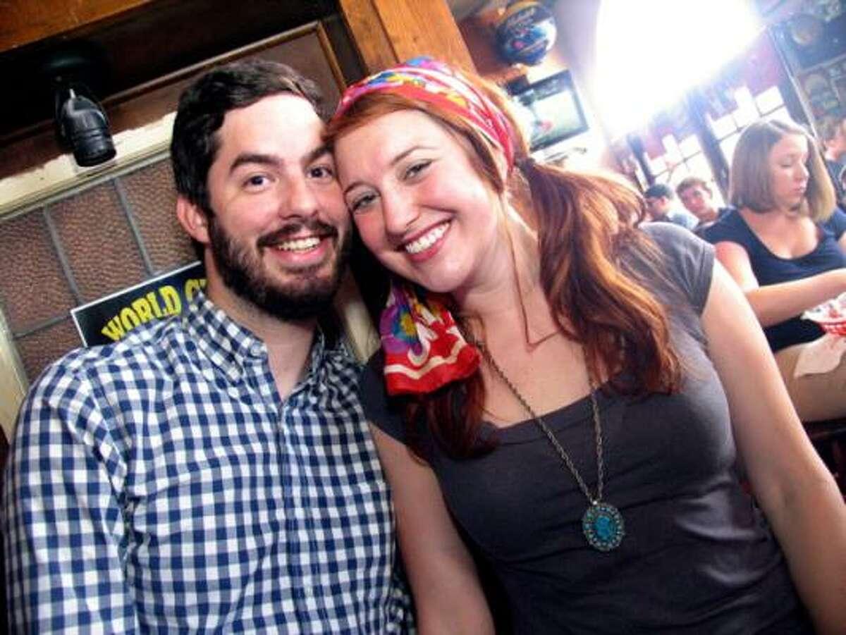 Joe and Jessica Ross