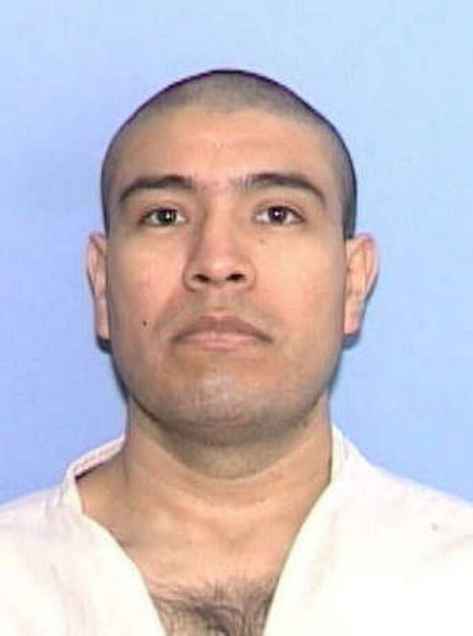 Juan Quintero, who killed Houston police officer Rodney Johnson in 2006, is one of the inmates who tried to escape from the Polunsky Unit. Photo: TDCJ