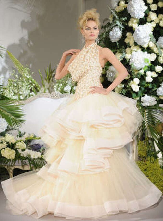 Another Christian Dior design. Photo: Pascal Le Segretain, Getty Images