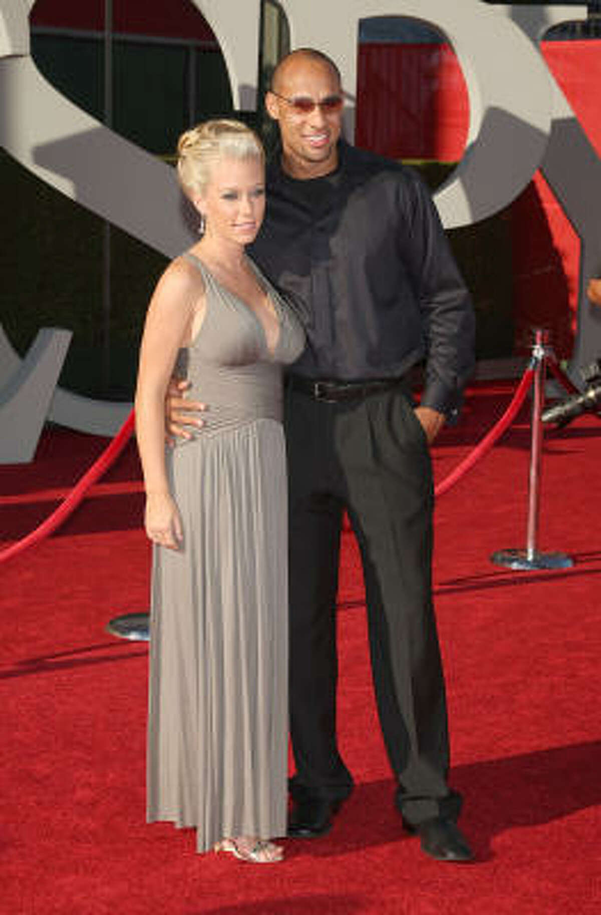 Kendra Wilkinson and Hank Baskett , Kendra Fail: A sex tape released featuring Wilkinson and her high school boyfriend. Win: It could have been worse. It could have starred her ex-boyfriend Hugh Hefner.